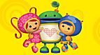 Team Umizoomi: Go, Team, Go!