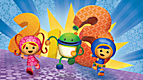 Team Umizoomi: Ready For Action!