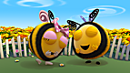 The Hive: Busy Buzzing Bees!