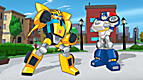 Transformers Rescue Bots: Bot to the Future