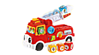 Tumbling Blocks Fire Engine