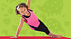 Yoga Kids: Dinosaurs