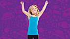 Yoga Kids: Outer Space Blastoff