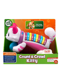 Count & Crawl Number Kitty - Online Exclusive Pink