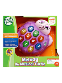 Melody the Musical Turtle™ - Online Exclusive Purple