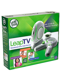 LeapTV™ Educational, Active Video Gaming System