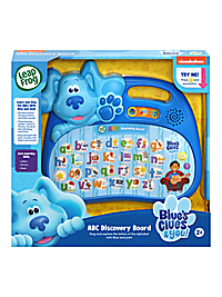 Blues Clues ABC Discovery Board (Blue)