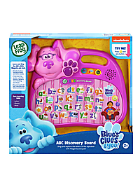 Blues Clues ABC Discovery Board (Pink)
