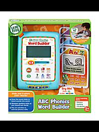 ABC Phonics Word Builder