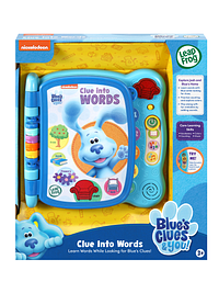 Blues Clues Clue Into Words