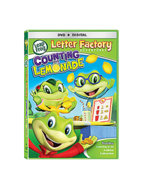 Letter Factory Adventures™:  Counting on Lemonade