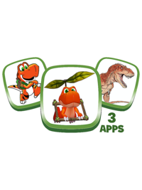 Dinosaurs Bundle (5-8 yrs old)