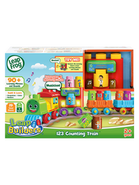 LeapBuilders Counting Train