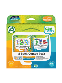 LeapStart 2 Book Scout and PJ Masks