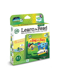 LeapStart 3D  Learn to Read Volume 1