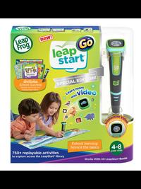 LeapStart Go System and School Bundle