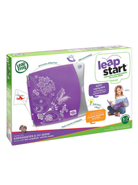 LeapStart™ Kindergarten & 1st Grade Purple Amazon