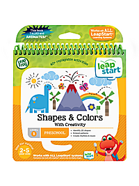 LeapStart Shapes Book