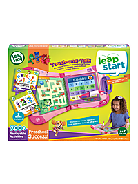 LeapStart Preschool Success (Pink)