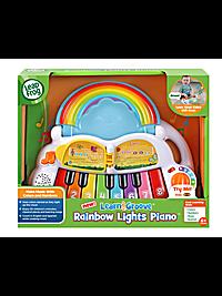 Learn & Groove Rainbow Lights Piano