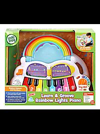 Learn & Groove Rainbow Lights Piano UK