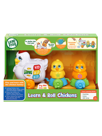 Learn and Roll Chicken