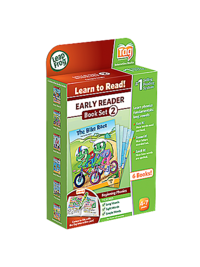 LeapReader™ Book Set: Learn to Read, Volume 2