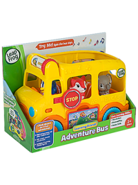 Learning Friends Adventure Bus