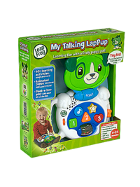 My Talking LapPup™ - English Version