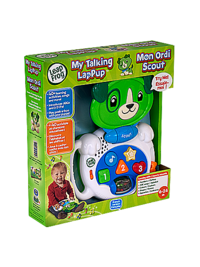 My Talking LapPup™ - French Version