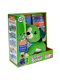 Read With Me Scout – French Version