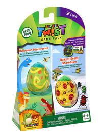 RockIt Twist 2 Pack: Dinosaur and Banzai-IITB