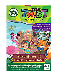 RockIt Twist Game Pack Adventures at the Storybook Hotel