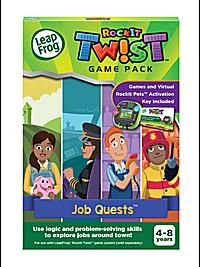 RockIt Twist Game Pack Job Quests