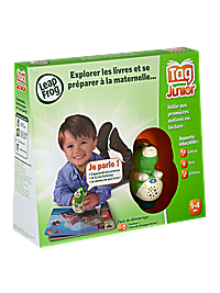 Tag™ Junior—French version