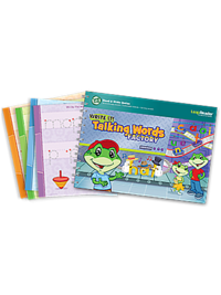 Write It! Talking Words Factory™ Activity Set