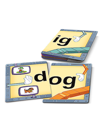 LeapReader™ Interactive Talking Words Factory Flash Cards
