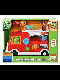 Tumbing Blocks Fire Engine