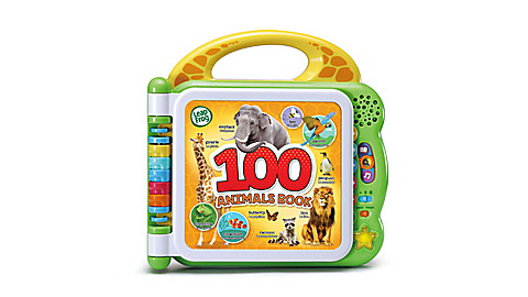 100 Animals Book UK