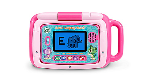 2-in-1 LeapTop Touch-Pink
