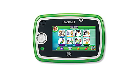LeapPad Learning Tablet, Green
