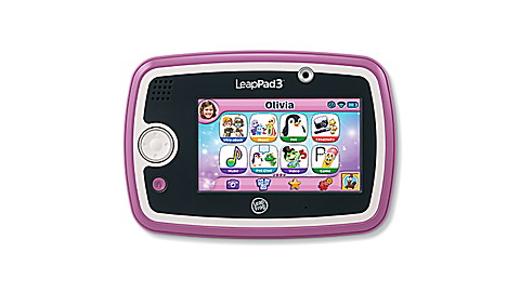 LeapPad3 Learning Tablet, Pink