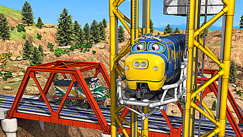 Chuggington: Chuggineers Ready to Build!