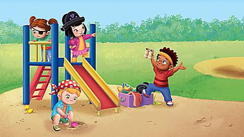 Get Ready for Preschool: Daniel