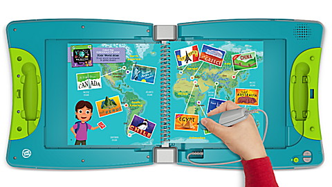 LeapStart™ Kindergarten & 1st Grade Interactive Learning System