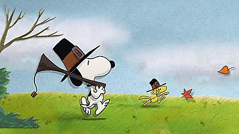 A Charlie Brown Thanksgiving eBook