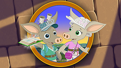 Aardvark Adventure Tales