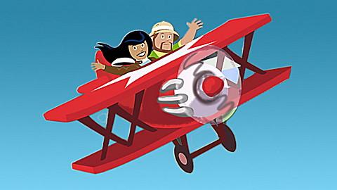 Adventure America: Fix-It Flyers