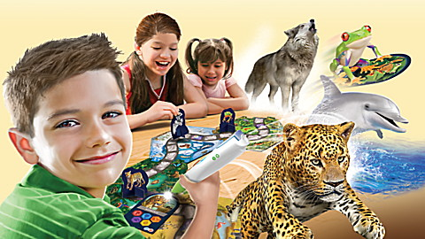LeapReader™ Interactive Reading Game: Animal Adventure