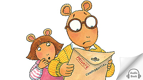 Arthur: Arthur's Mystery Envelope